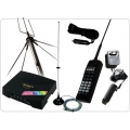 ALCON CT-73SM Up to 20km Long range cordless phone with accessory for Car