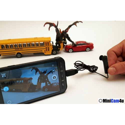CB-1X01M Micro USB OTG UVC Button HD 720P Camera