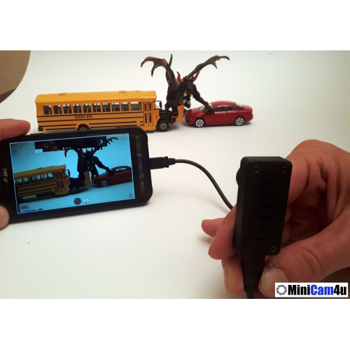CB-1X02M Micro OTG UVC USB FHD 5MP 1080P Button Camera
