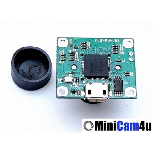 CM-1X26U 5MP FHD OTG UVC Micro USB Camera module