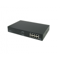 TR-8IW 8 Ports IGMP Video Streaming switch