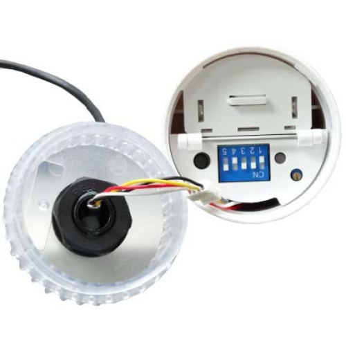 S05-TH ZigBee IP66 Wireless Temperature and Humidity Sensor