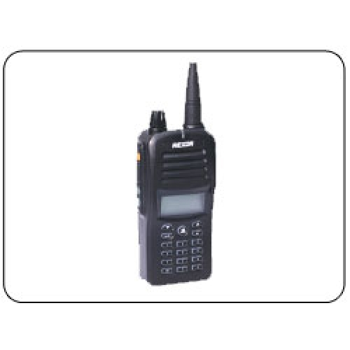 REXON CL-328SK 5W LVHF 66-88MHz Handheld radio with high quality full 17 keypad