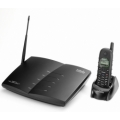 SENAO SP 922 PRO - Up to 5 km Long range cordless PBX system, 4 lines, up to 90 Handsets