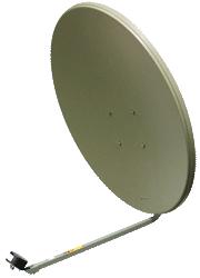 Antenna AN51830C - 5GHz 30dBi Grid Parabolic Antenna