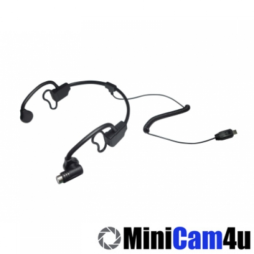 CH-1X102M Micro OTG UVC USB HD 720P Headset Camera