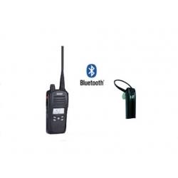 REXON CL-328S BTH 4W FM UHF 400-470MHz Professional talkie-walkie radio with wireless Bluetooth Handset/Mic